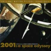 Banda sonora 2001: Odisea en el espacio