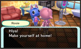 Nintendo 3DS: Animal Crossing
