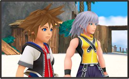 Nintendo 3DS: Kingdom Hearts