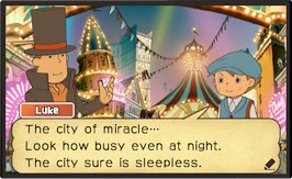 Nintendo 3DS: Professor Layton and the Mask of Miracle
