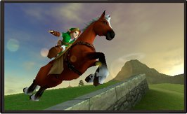 Nintendo 3DS: The Legend of Zelda Ocarina of Time 3D