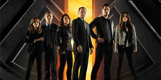 Equipo de Agents of SHIELD