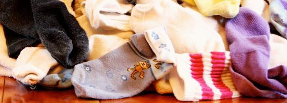 Algoritmos para emparejar calcetines