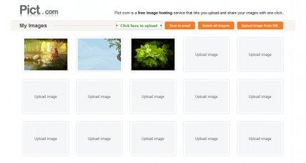 Alojar imágenes