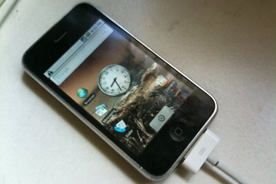 Android en el iPhone 3G