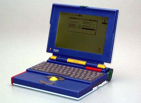 Los productos más feos de Apple: JLPGA PowerBook 170