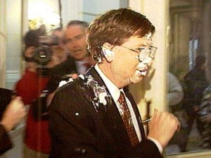 Bill Gates y la tarta