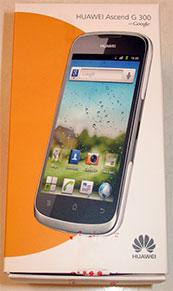 Caja Huawei G300