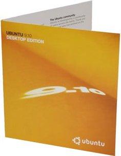 CD de Ubuntu 9.10