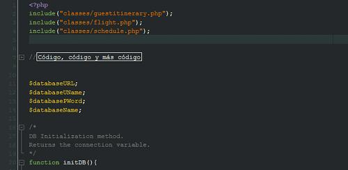 Code folding personalizado en NetBeans