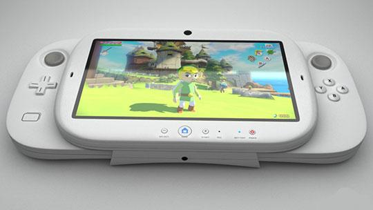 Concepto del posible aspecto de la Nintendo NX