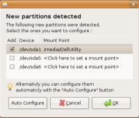 Particiones Linux