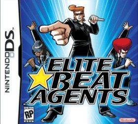 Elite beat agents, Nintendo DS