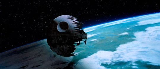 ¿Podría la Estrella de la Muerte destruir la Tierra?