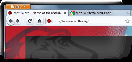 Firefox 4 beta