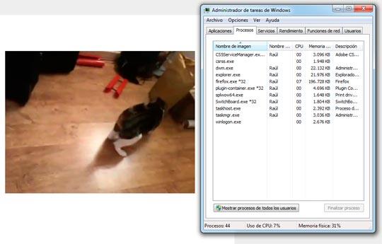Mejora de rendimiento para las etiquetas audio y video