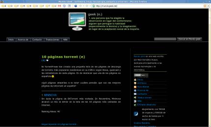 Firefox mínimo