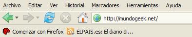 Nuevo tema de Firefox