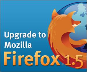 Actualiza a Firefox 1.5