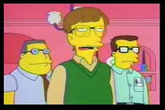 Bill Gates en Los Simpsons