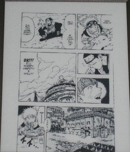 Manga en libro electrónico Hanlin v3