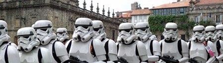 El Imperio invadirá Santiago de Compostela