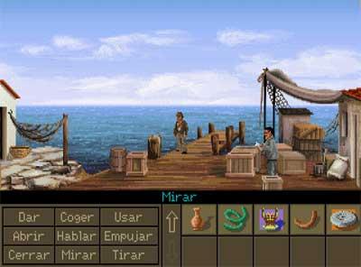 Indiana Jones and the fate of Atlantis en Wii