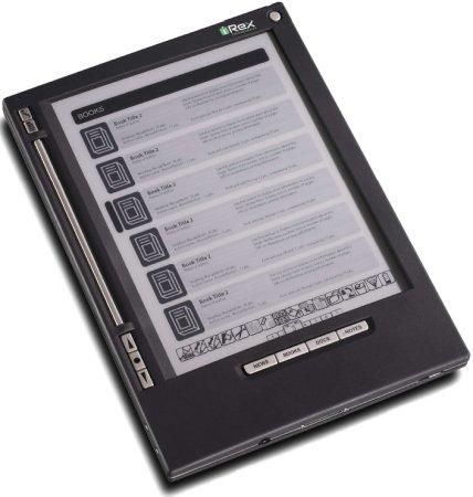 Libro electrónico iRex iLiad