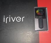 iriver h10 en su caja