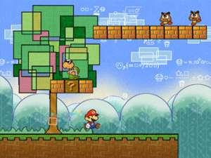 Juegos para Wii: Super Paper Mario