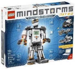 Regalos originales: LEGO Mindstorms NXT 2.0
