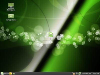 Linux Mint 8 Helena