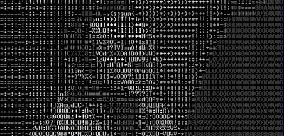 Vídeo en ASCII