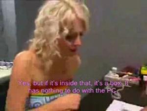 La maquilladora informática