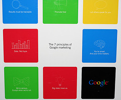 Los 7 principios del marketing de Google