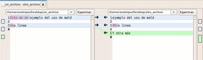 Comparar archivos en Linux