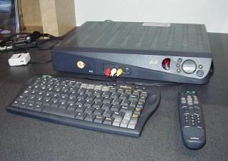Microsoft MSN TV