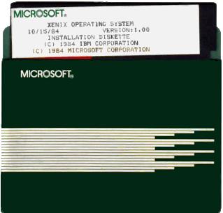 Xenix, el UNIX de Microsoft