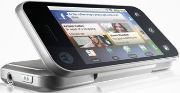 Móvil Android Motorola Backflip