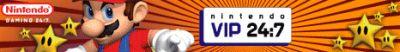 VIP 24:7 de Nintendo