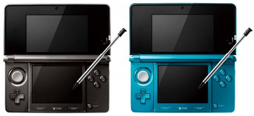 Aspecto definitivo de la Nintendo 3DS