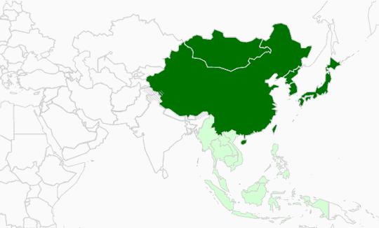 Visitas en Japón, China y Vietnam