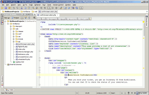 IDEs para PHP: PhpStorm