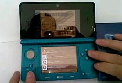 Ya es posible piratear la Nintendo 3DS con el cartucho R4. ¿Problemas para Nintendo?