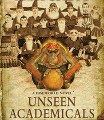 Terry Pratchett - Unseen Academicals