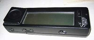 IBM Simon, primer smartphone de la historia