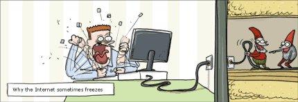 Problemas Internet