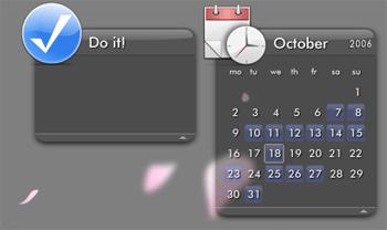 Citas de Google Calendar en rainlendar