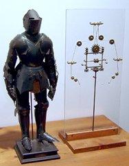 El robot de Leonardo da Vinci