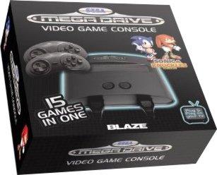 Sega Mega Drive de Blaze